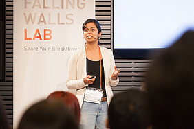 Namrata Pathak (Foto: Falling Walls Foundation gGmbH)